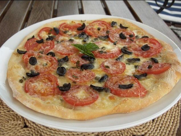 Faire sa pâte à pizza - facile rapide et bon marché - voici comment - delimoon.com