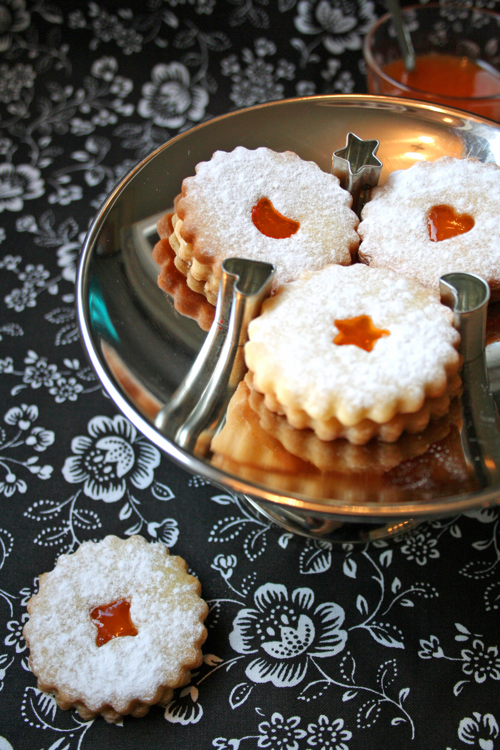 Biscuits miroirs - Spitsbuebe - delimoon.com