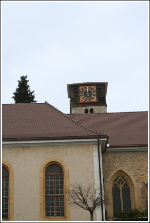 Temple de Môtier