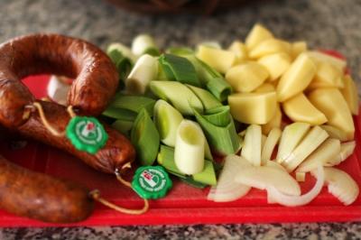 Le papet vaudois - une recette du terroir suisse - delimoon.com