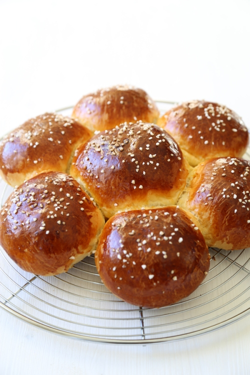 Brioche des rois - A la suisse - delimoon.com