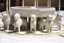 La cour des Lions (Alhambra)
