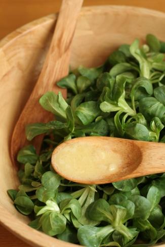 Salade de doucette