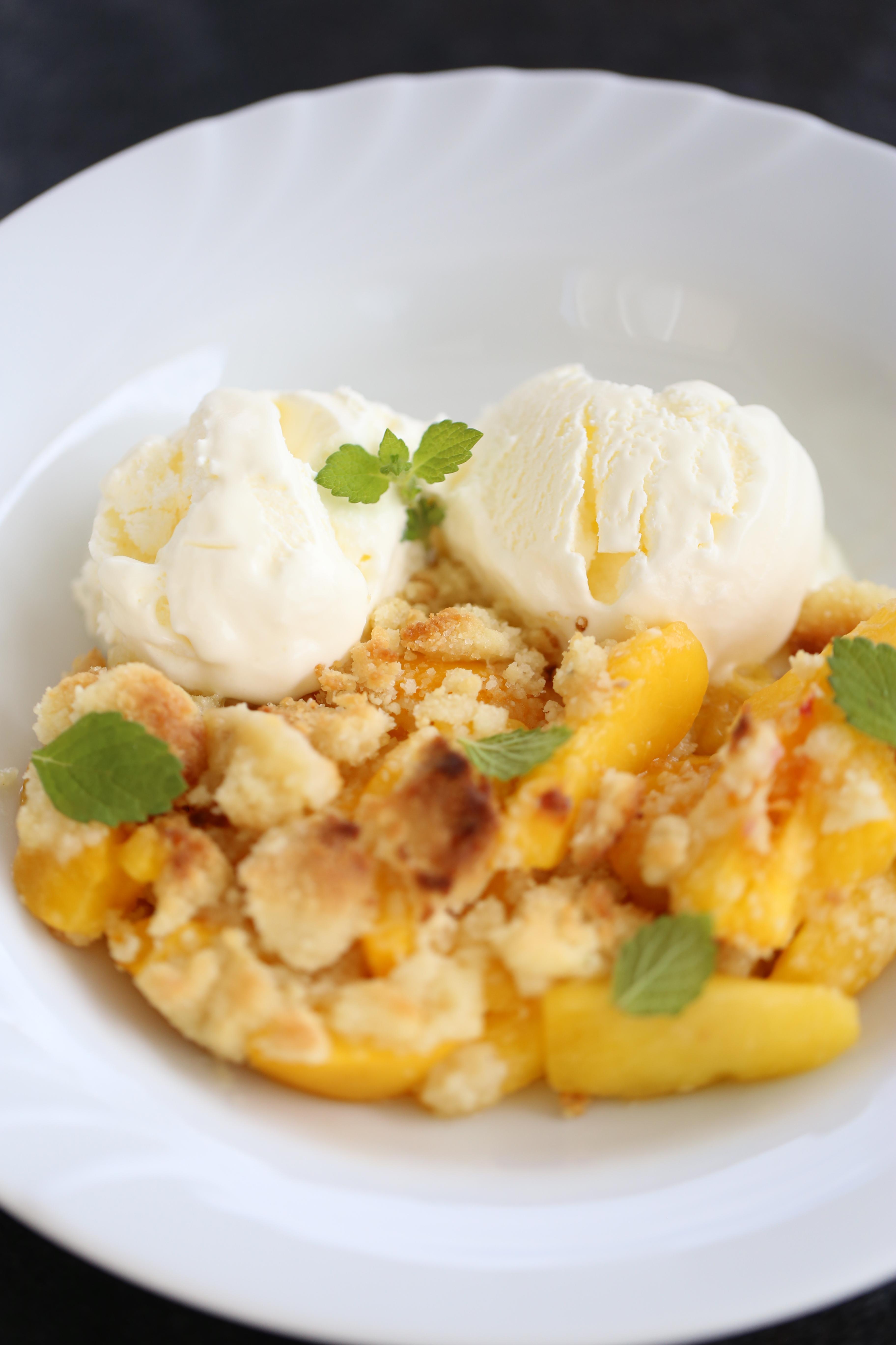 Glace à la crème acidulée - avec seulement trois ingrédients - delimoon.com