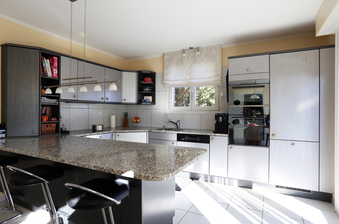 Rénovation de cuisine - Kitchen remodel - delimoon.com