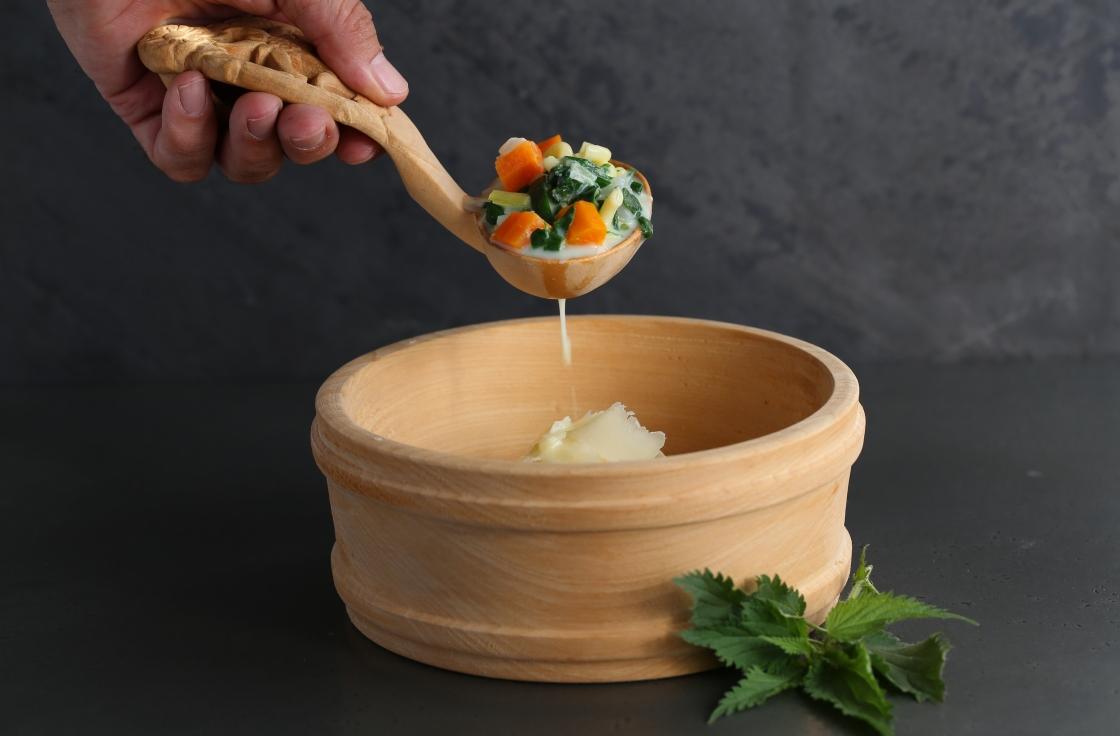 La soupe de chalet - delimoon.com