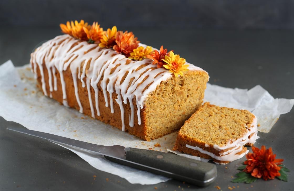 Cake courge et pomme - delimoon.com