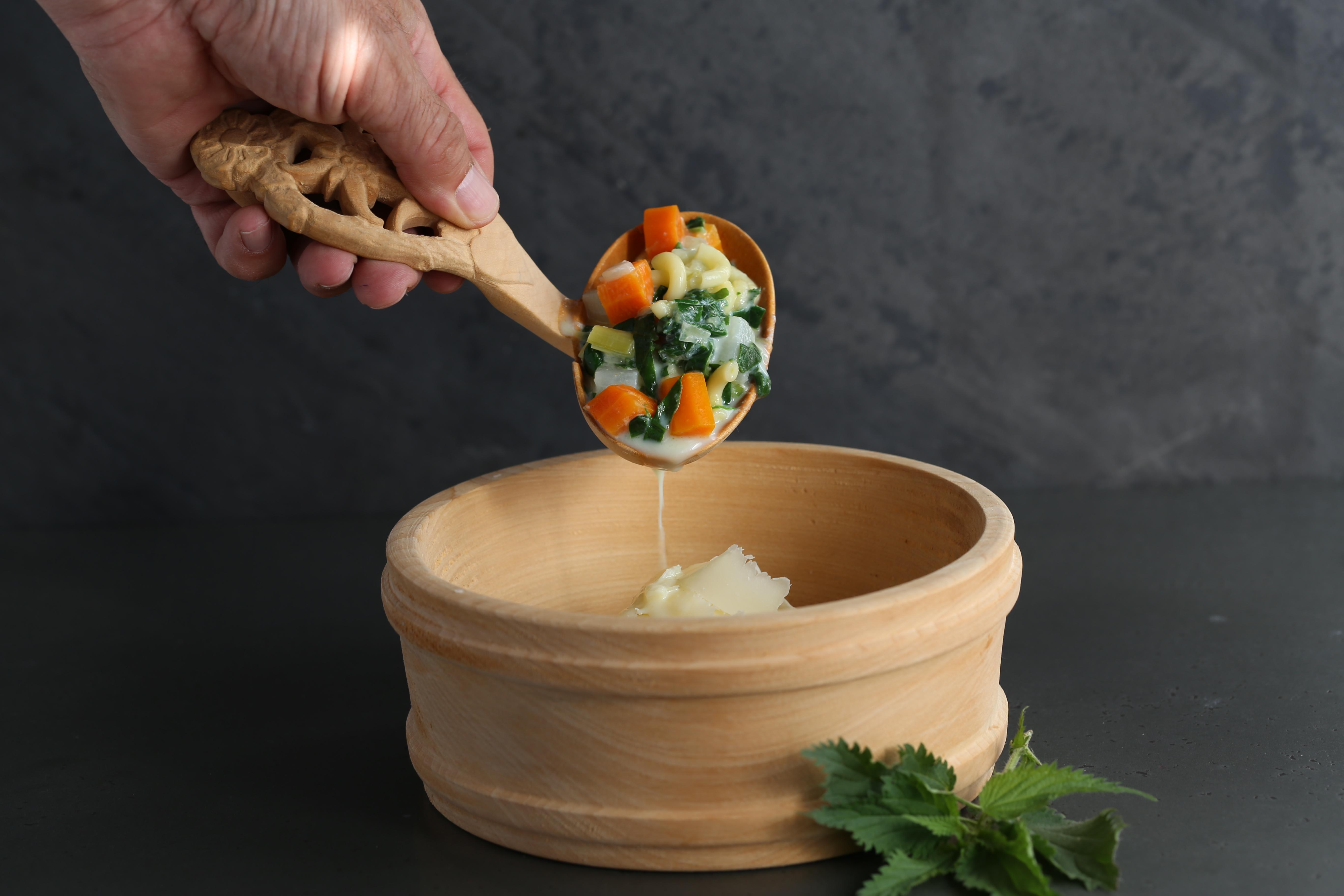 Soupe de chalet - delimoon.com