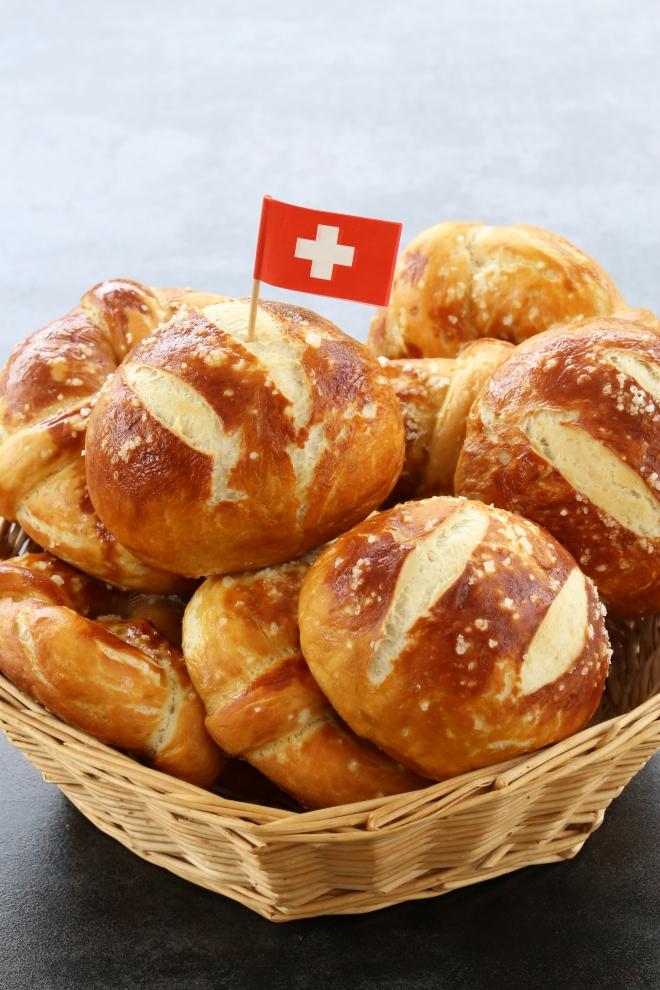 Petits pains du 1er août - delimoon.com