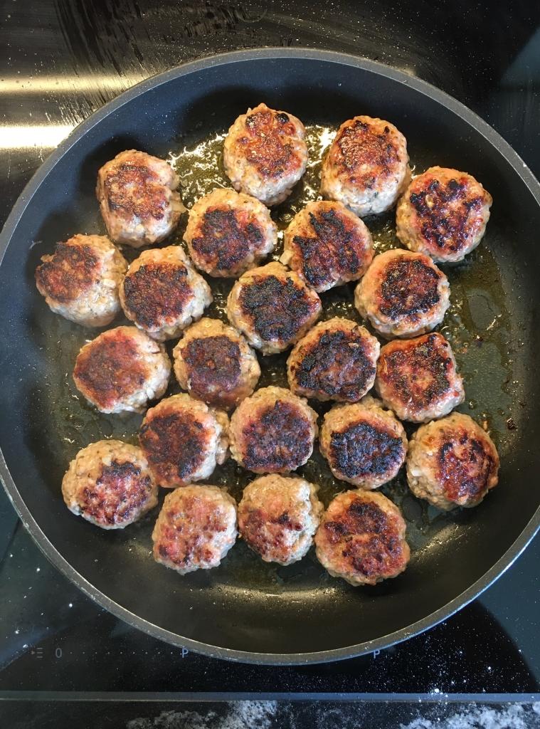 Polpette a la Vero - Boulettes de viande à l'italienne -delimoon.com