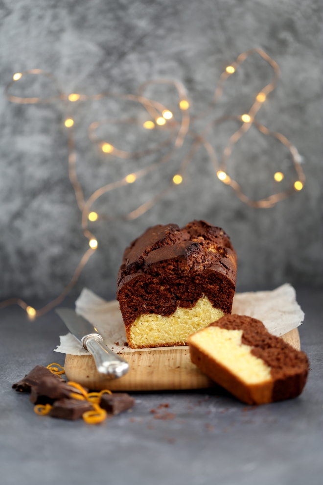 Cake chocs-orange - Delimoon.com