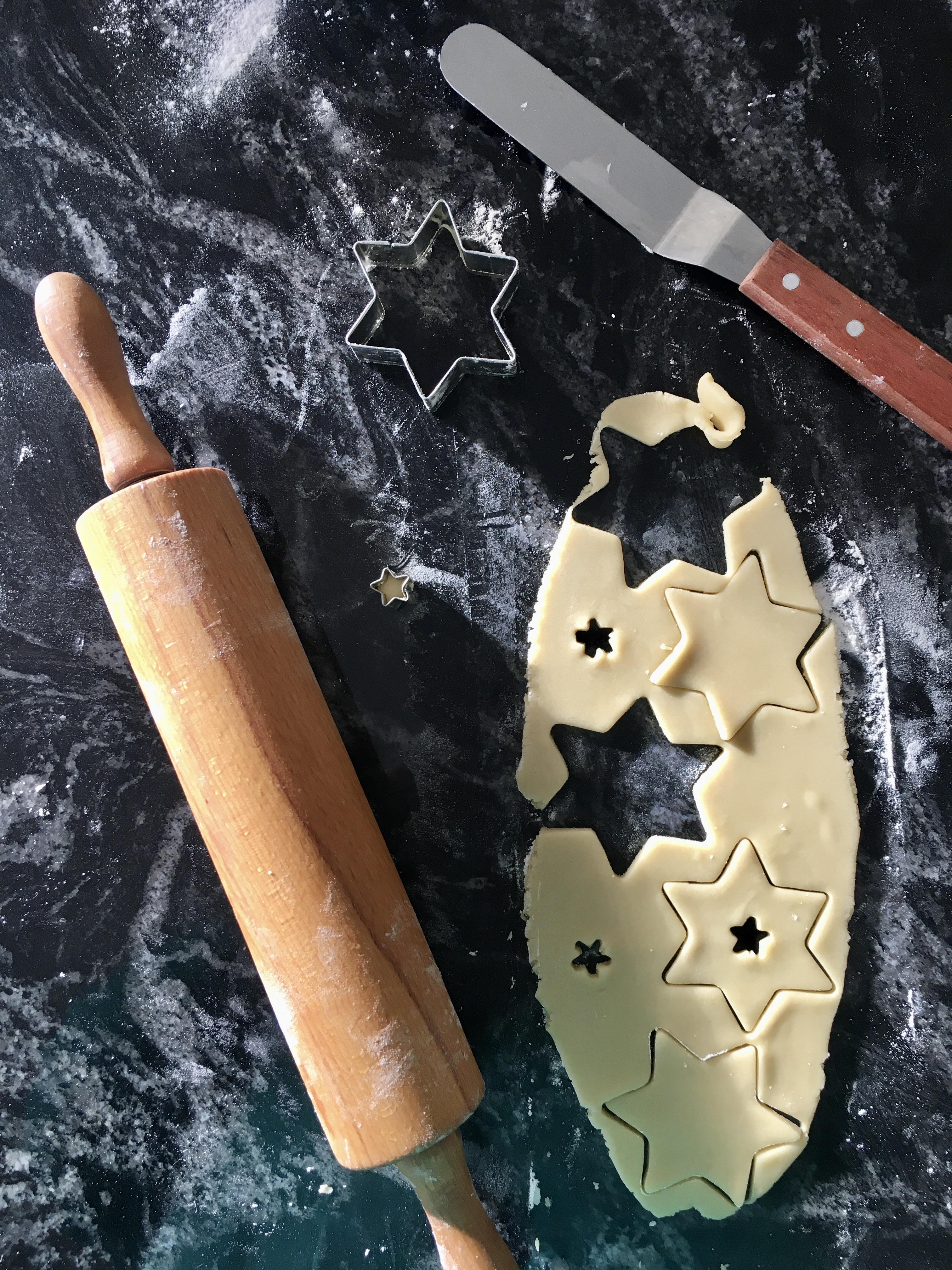 Petits biscuits de Noël - Miroirs - une spécialité suisse - Delimoon.com