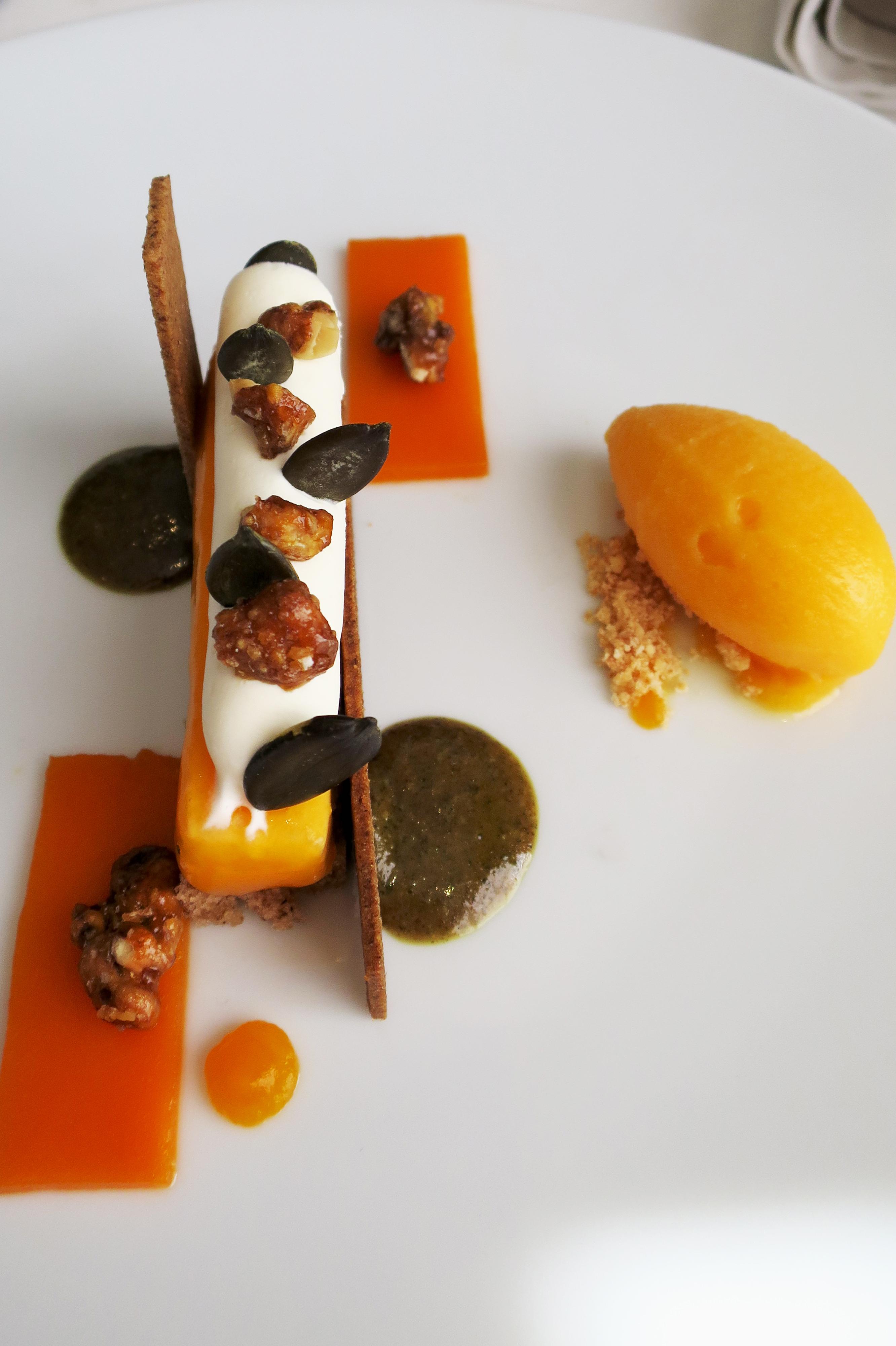Butternut en dessert - delimoon.com - le Pont de Brent