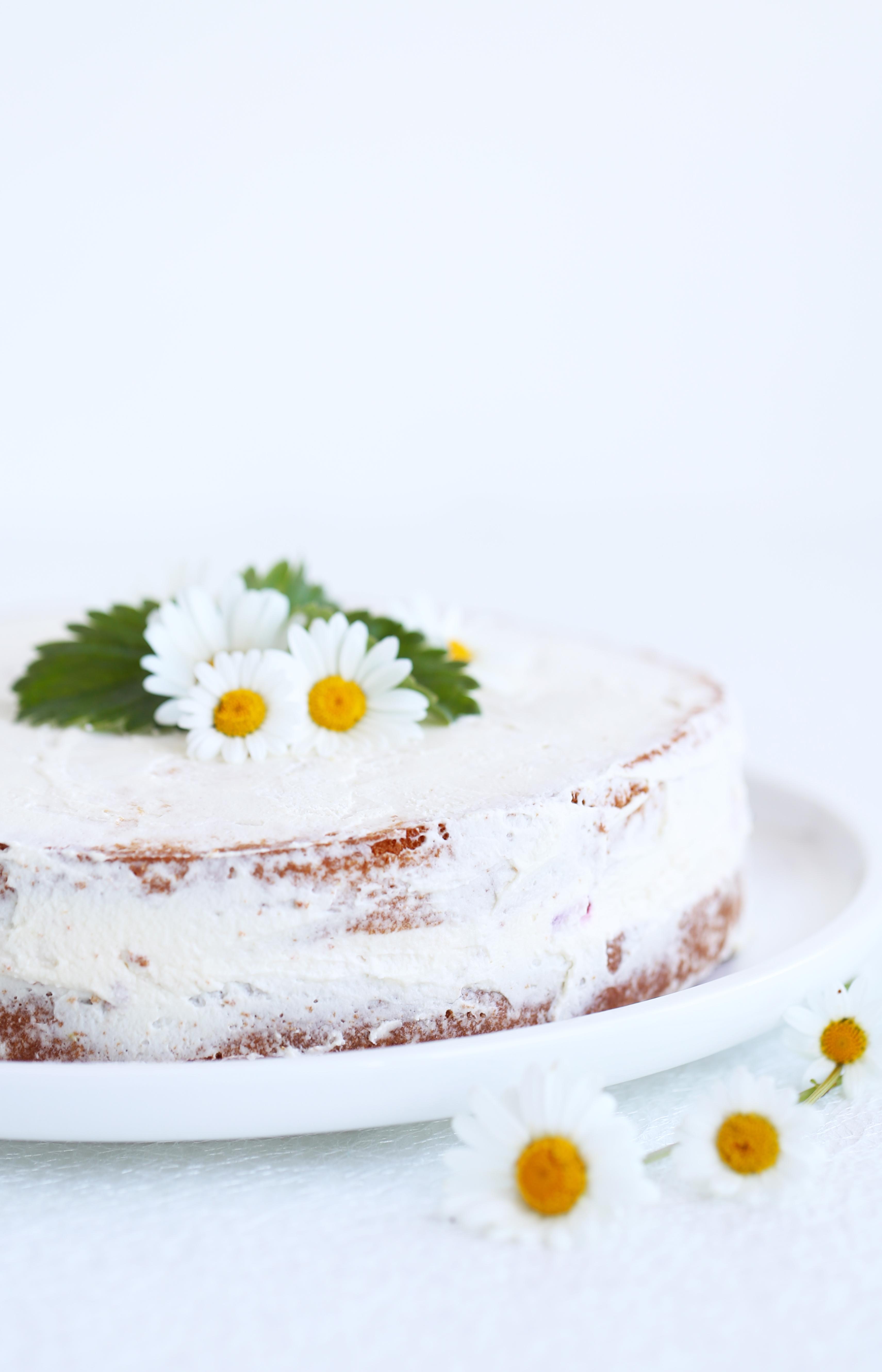 Recette de gâteau à étages aux fruits rouges