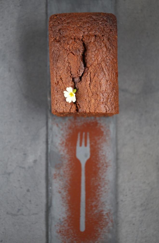 Cake au chocolat - Delimoon.com