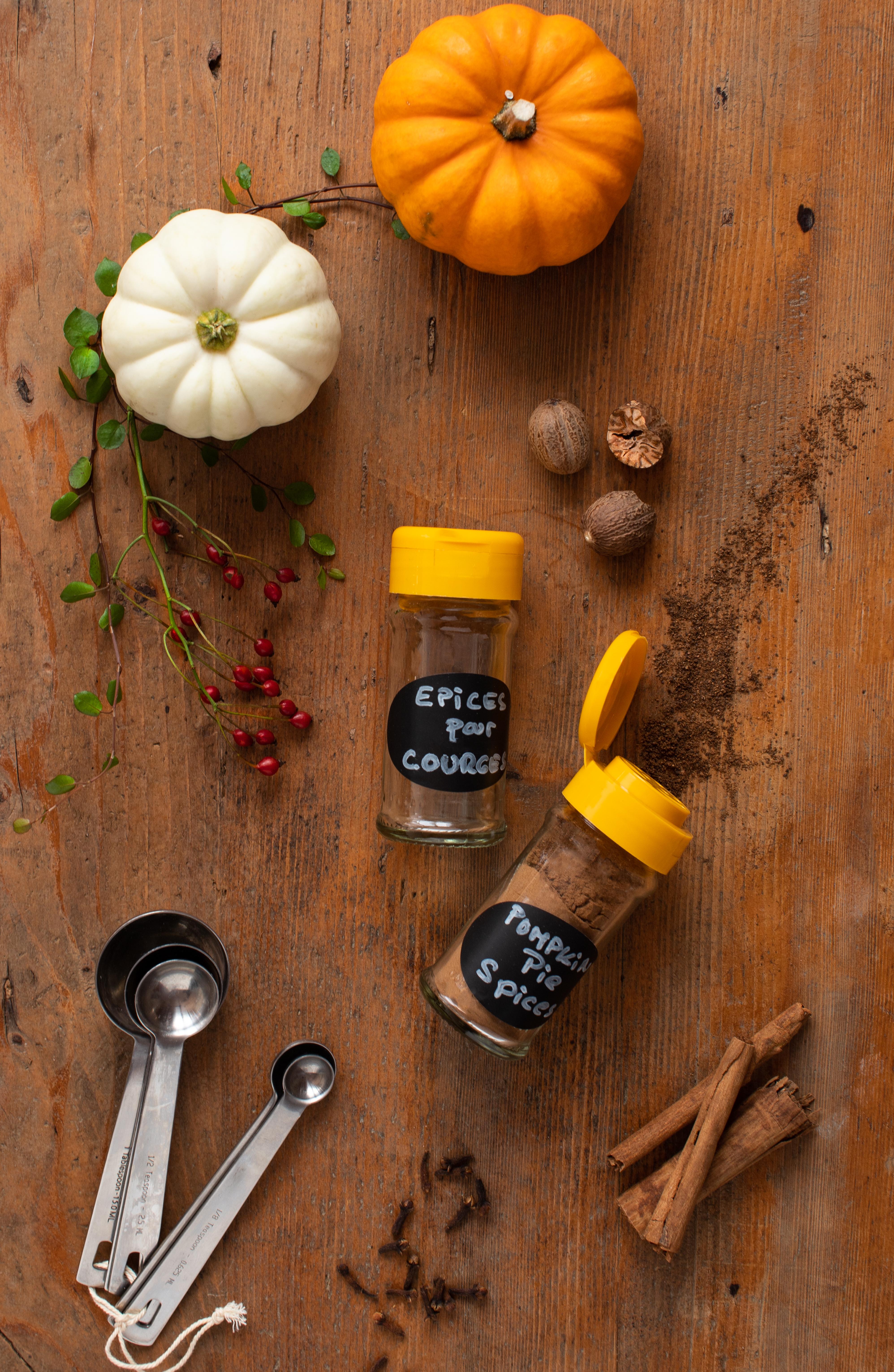 Homemade pumpkin pie spice - delimoon.com