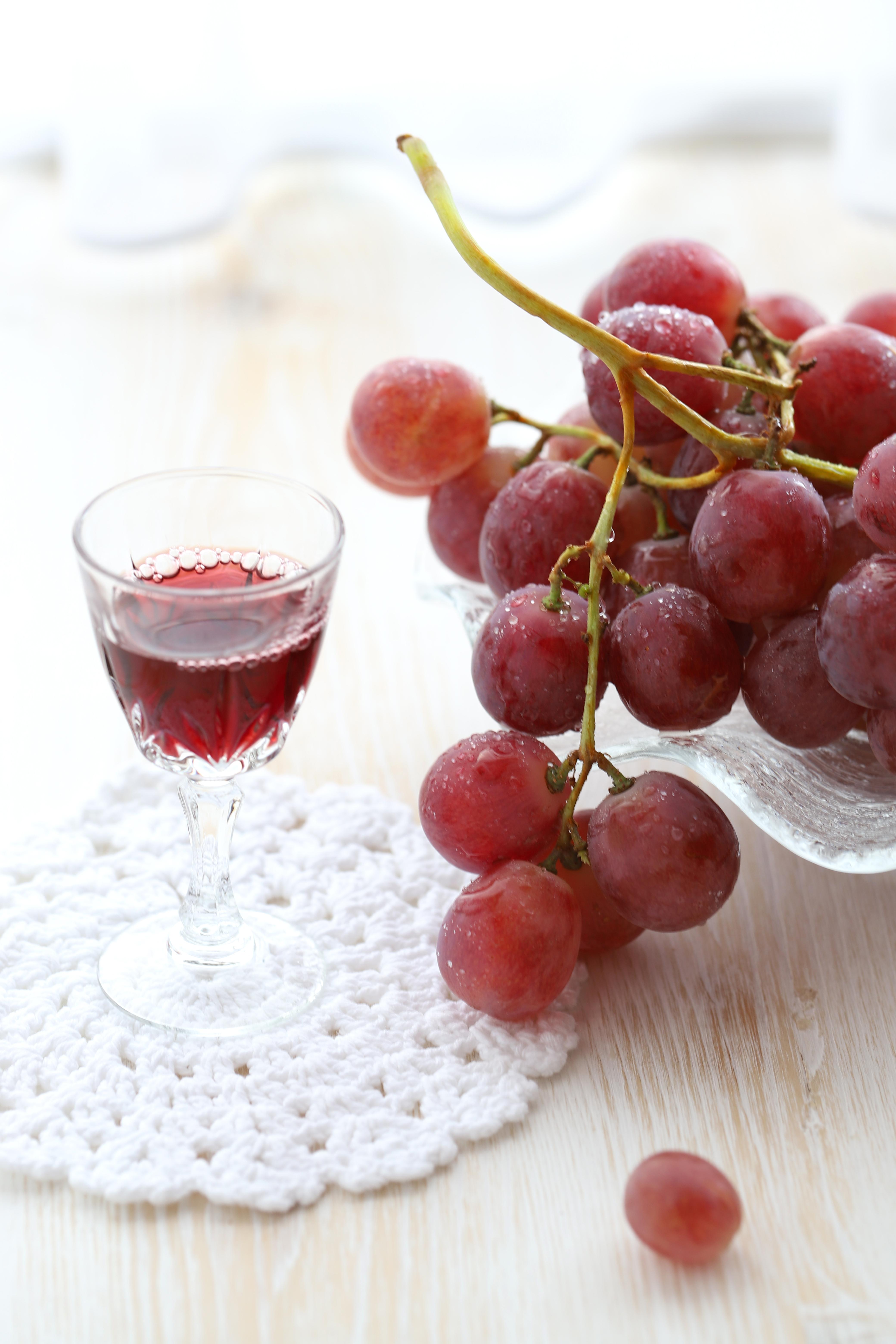 Raisin et vin - wine and grappes - delimoon.com